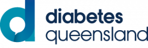 Diabetes Queensland company logo